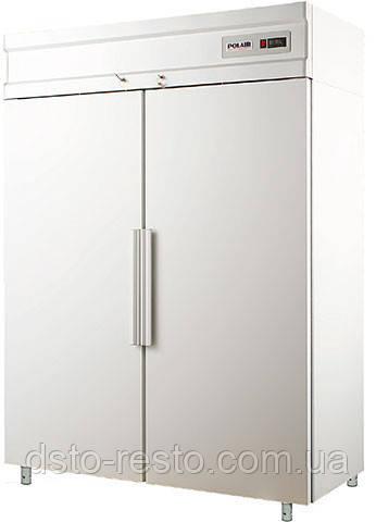 Шафа морозильна 2-х дверний Polair CB114-S