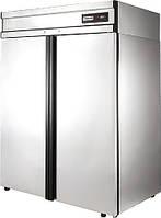 Шкаф холодильный с глухими дверьми POLAIR CM 114-G