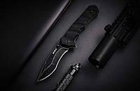 Карманный складной нож Гор, из стали 440 С, хорошо держит остроту и устойчива к ржавчине и коррозии