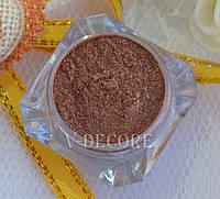 Перламутр Amber (№53), 100 грамм