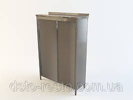 Шкаф с распашными дверьми на три полки 1000/400/1800 мм