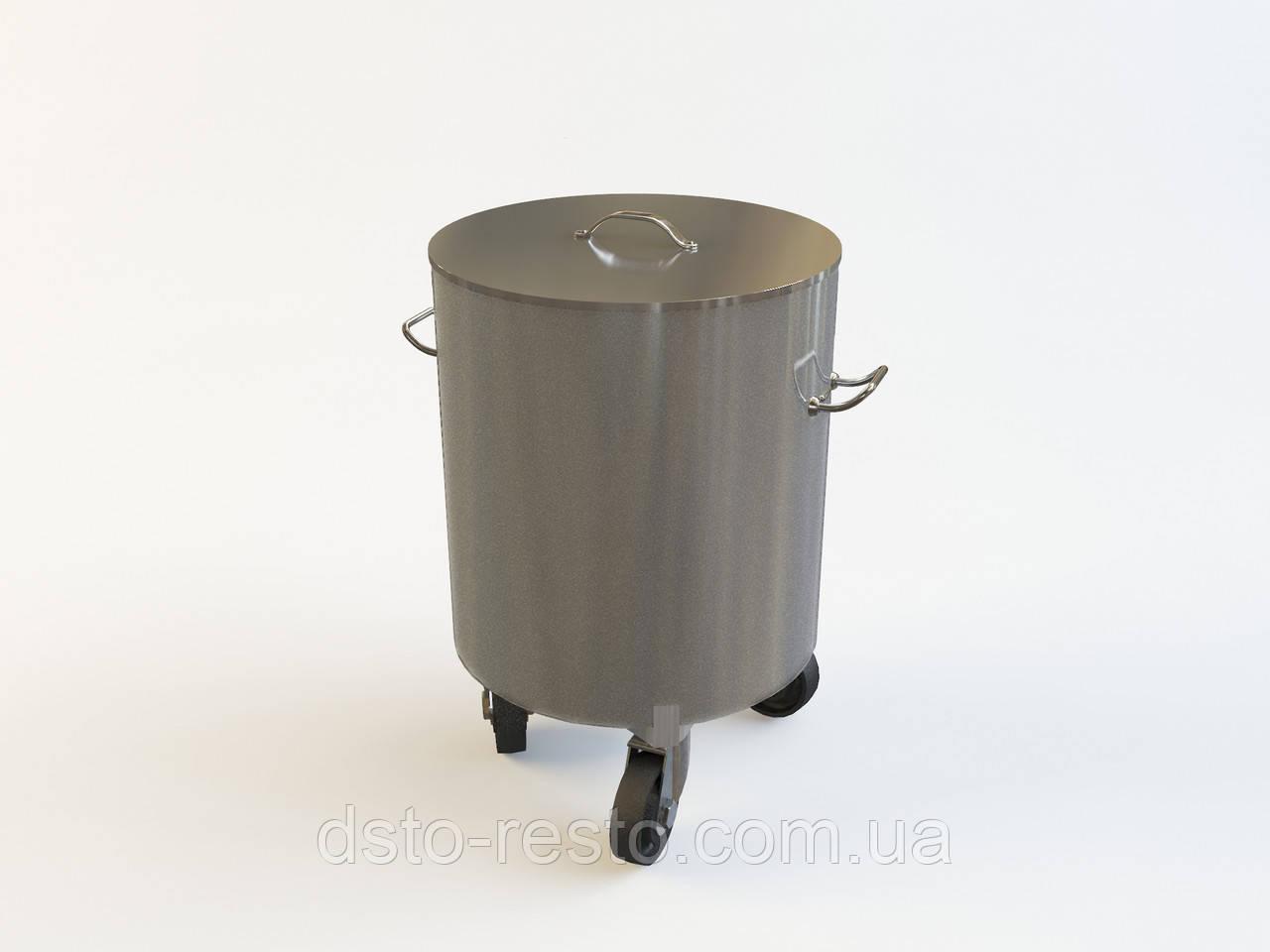 Бак для сбора отходов на 80 л