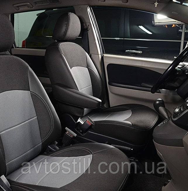 Чехлы на сиденья Mitsubishi Grandis | авточехлы Мицубиси Грандис