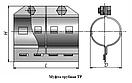 Муфта трубная ТР-2, ТР-4, ТР-5., фото 2