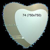 Зеркало стандартное С-74, фото 1