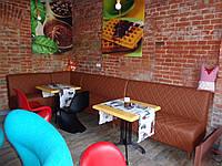 Мягкая мебель для ресторана, фото 1