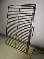 Решётка для печи Хоспер (JOSPER) из нержавеющего прута, фото 1