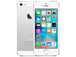 Телефон Apple iPhone 5S Silver,Серебристый