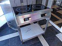 Плита индукционная 2-х конф. на подставке ПИ3.5-2-П, фото 1