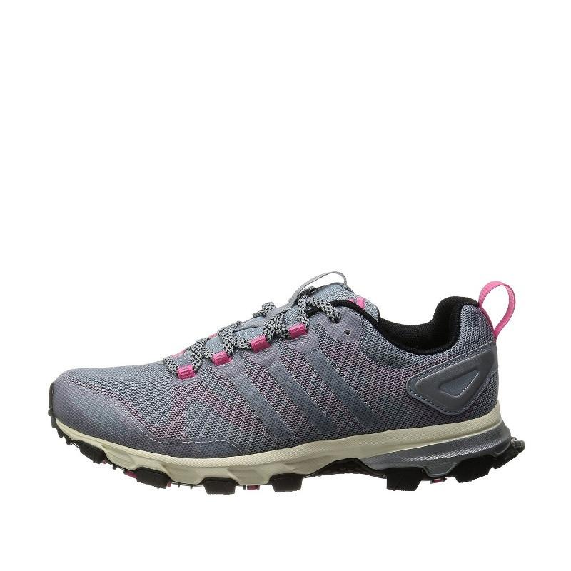 Кроссовки женские adidas Response Trail 21 M18795 (серые, беговые, летние, грунт, трек, улица, бренд адидас)