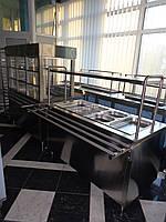 Линия самообслуживания для столовой, фото 1