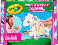 Набор для творчества с фломастерами Единорог, Crayola
