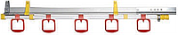 Ниппельная система поения на алюминиевом профиле (хвост ласточки)