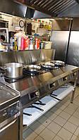 Плита индукционная 4-х конф. с духовкой ПИ3.5-4-Ш, фото 1