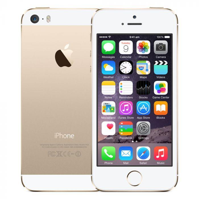 Телефон Apple iPhone 5S Gold,Золотой