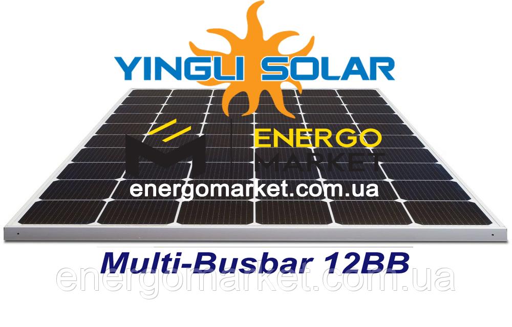 Поликристаллическая солнечная панель Yingli 60 Cell 280 Вт Multi-Busbar (12BB)