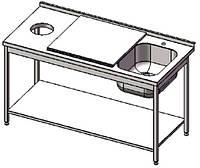 Стол для обработки рыбы и мяса, фото 1
