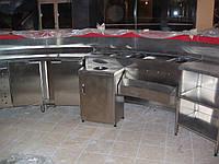Барная станция 1300/790/850 мм, фото 1