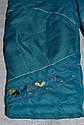 Полукомбинезон зимний бирюзовый для девочки (QuadriFoglio, Польша), фото 3