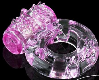 Вибро-кольцо для усиления оргазма