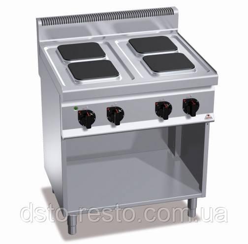 Плита электрическая Bertos E7PQ4M