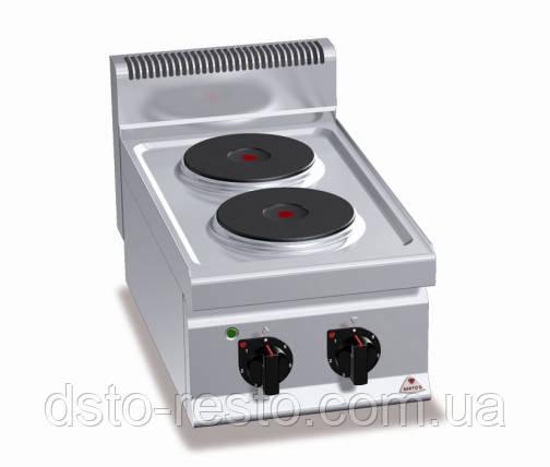 Плита электрическая Bertos E7P2B