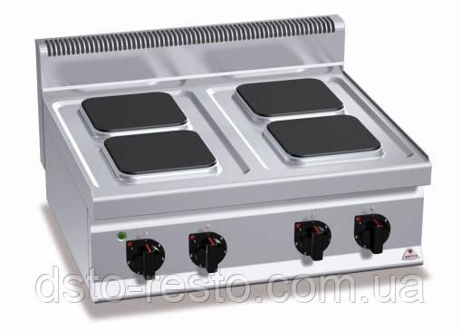 Плита электрическая Bertos E7PQ4B