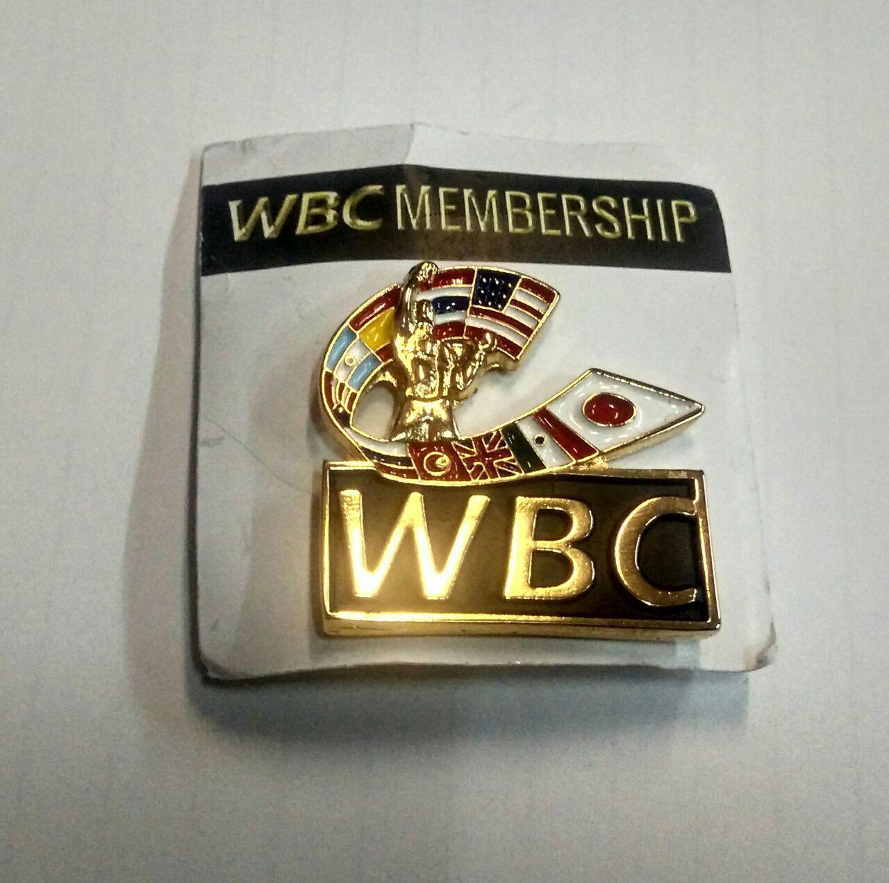 Значок WBC