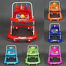 Ходунки Joy 992 музыкальная панель (цвета в ассортименте), фото 3