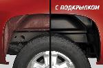 Автомобильные Подкрылки – функции, виды, особенности продукции популярных брендов, самостоятельный монтаж | 2auto.com.ua