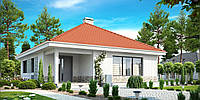 Проект дома uskd-20