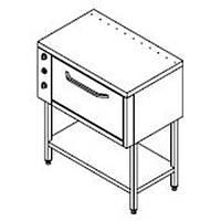Шкаф пекарский 1-секционный ШПЭ-1, фото 1