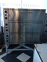 Шкаф пекарский 3-секционный ШПЭ-3