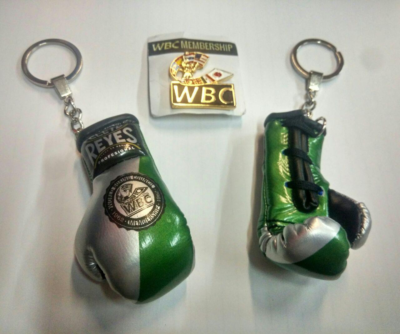 Брелок для ключей Cleto Reyes