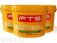 Краска фасадная акриловая FTS FASADE LUXE 10л