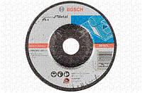 Круг зачистной Bosch Standard for Metal 125×6 мм, выпуклый 10 шт.
