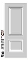 Двери межкомнатные, Родос, Royal, Avalon, глухое