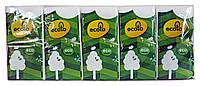 Платочки бумажные носовые Рута Ecolo двухслойные - 9 шт.
