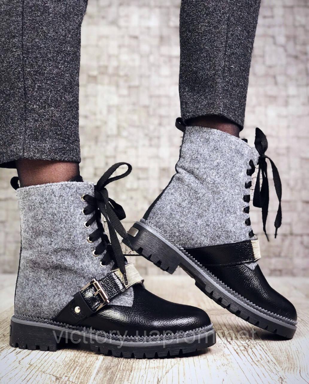 3a26c6429 Ботинки женские кожаные ЗИМА - Интернет магазин