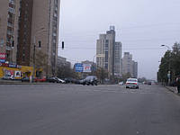 Призма 6x3, г. Киев, Днепровская наб.3 / Тычины