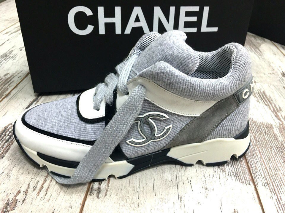 99484b914db3 Кроссовки Женские Chanel. — в Категории