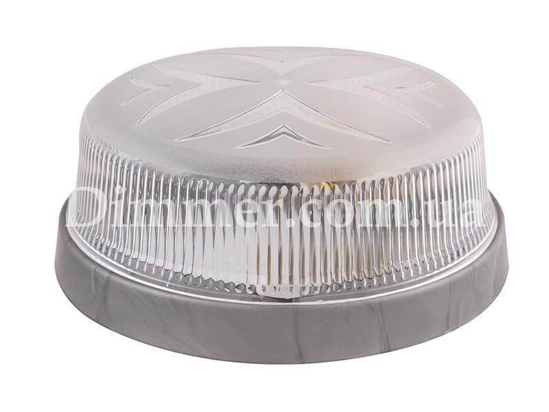 Светильник настенный ERKA 12W прозрачный, IP20