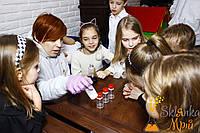 Мастер-класс для детей на День Рождения. Киев от Склянка мрiй