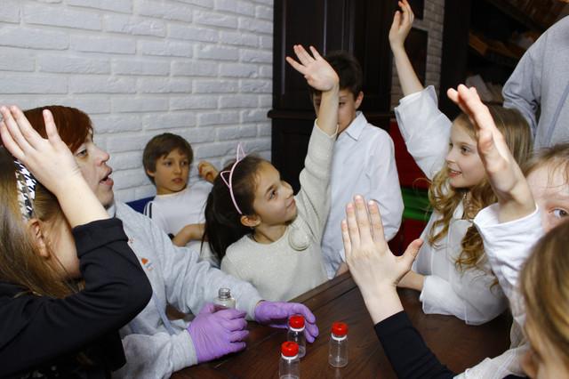 фото детский праздник