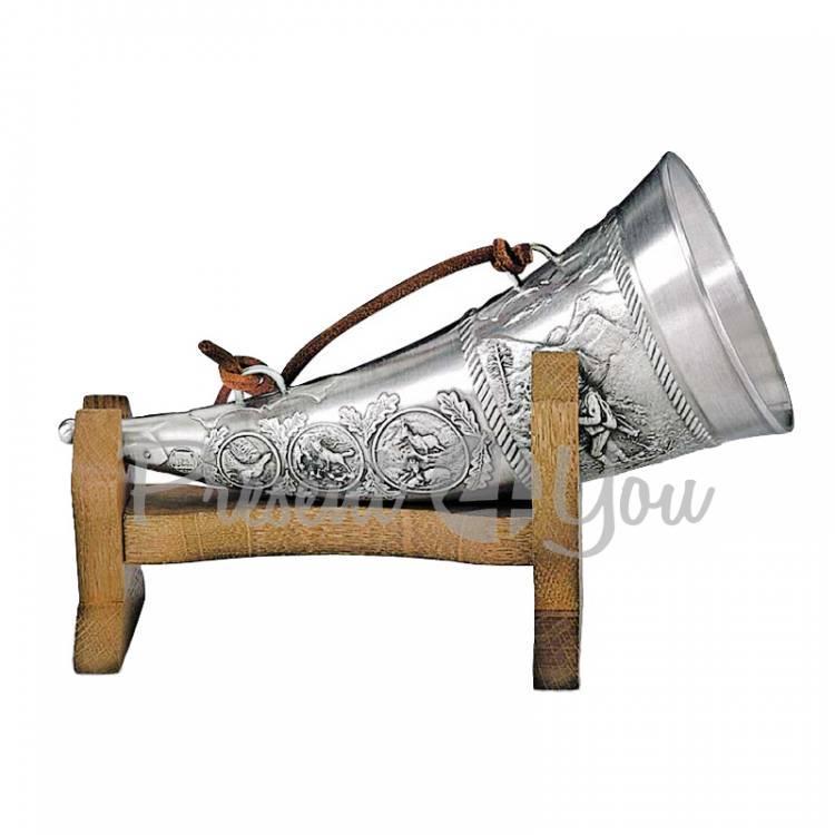 Рог для напитков «Охотник» Artina SKS, 300 мл (12612a)