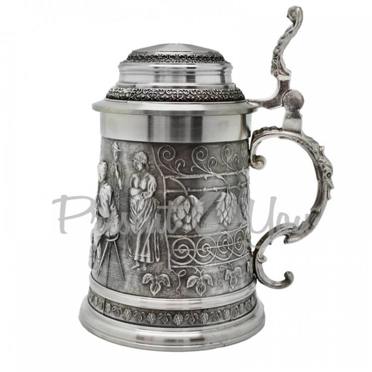 Кружка для пива «Гамбринус» Artina SKS, h-16,5 см, 500 мл (10346a)
