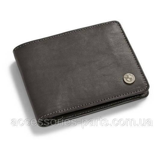 Кожаный кошелек BMW Новый Оригинальный