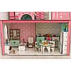 Мебель для кукольного домика Барби NestWood, бело-розовая (КУХНЯ), фото 4