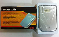 Весы высокоточные POCKET SCALE SF - 700 (500 г) HZT /05-60