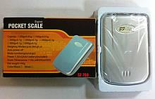 Ваги високоточні POCKET SCALE SF - 700 (500 г) HZT /05-60